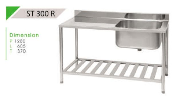 ROYAL TROLLEY AND TABLE ROYAL TABLE 11<br>(ST 300) 3 st_300_r